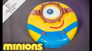 Despicable Me Minion Cake Recipe