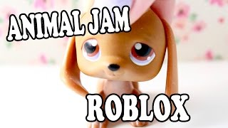 LPS - ANIMAL JAM OR ROBLOX?