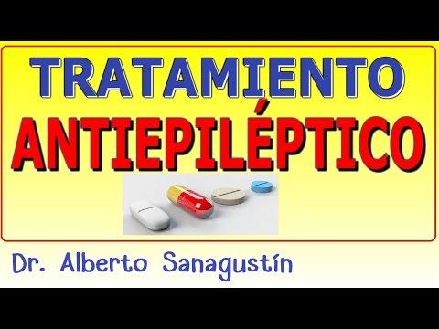 TRATAMIENTO ANTIEPILÉPTICO (farmacología)