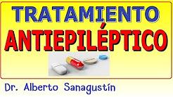 TRATAMIENTO ANTIEPILÉPTICO  #farmacología 