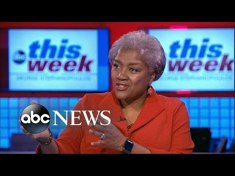 One-on-one with former DNC chair Donna Brazile