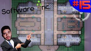 MUDANÇAS PARA DESENVOLVIMENTO EM PARALELO!!! - SOFTWARE INC. #15 - (Gameplay/PC/PT-BR)