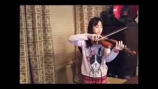 Gravity Falls Theme Song Violin