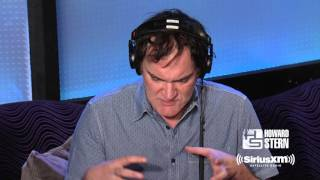 Quentin Tarantino on Police Brutality