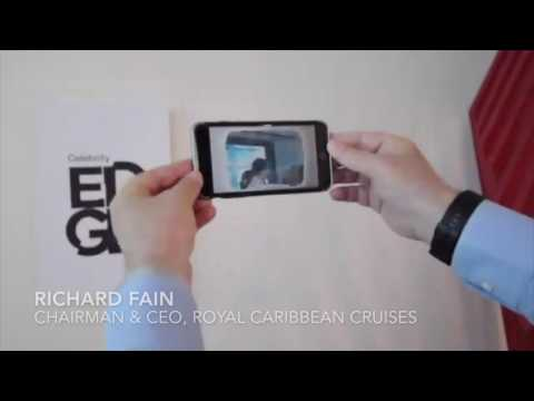 Royal Caribbean Cruises CEO sees through walls