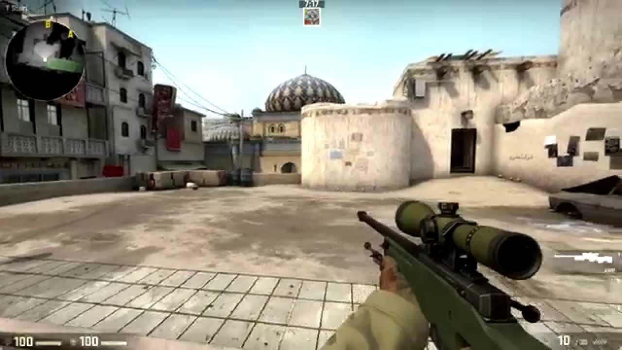 CS:GO Reduce AWP Scope Blur/Wobble (Easily Improve Your AWPing!)
