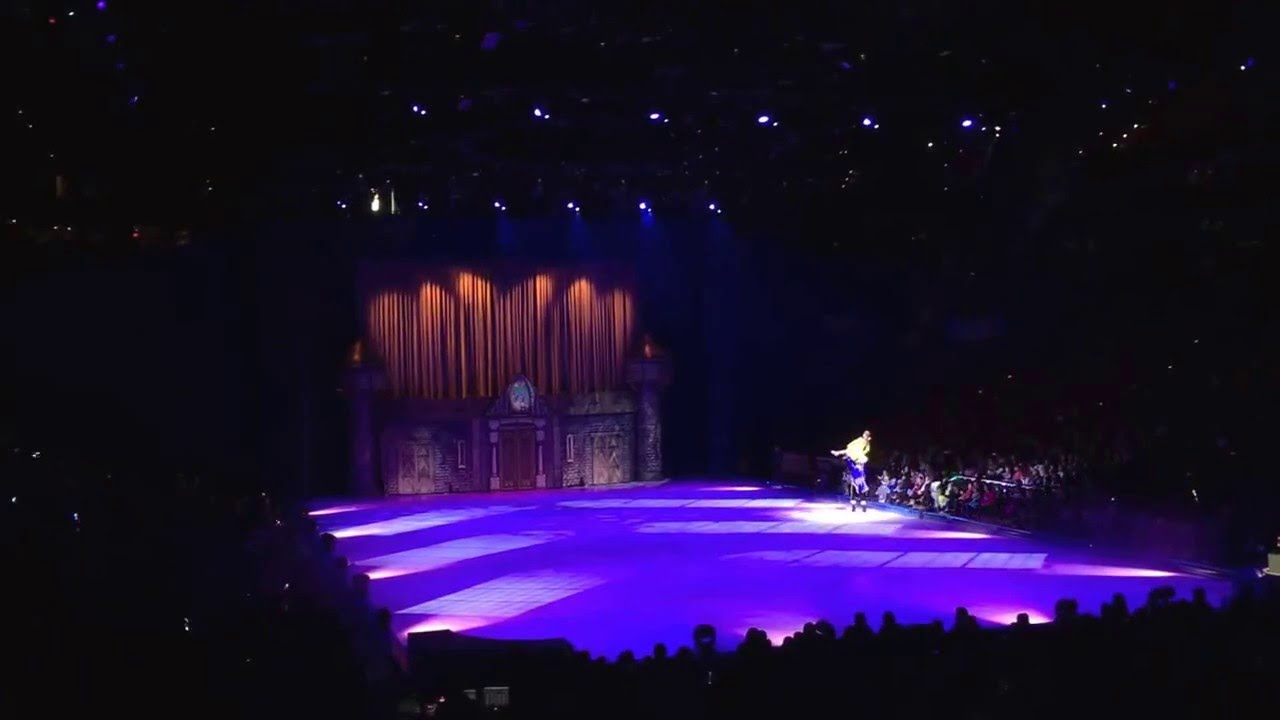 Disney on Ice at Boston TD garden 21516 Beauty and the Beast