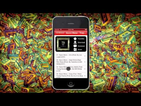 LiveMixtapes App Sneak Peek