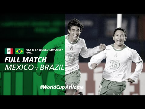 #WorldCupAtHome | Mexico V Brazil (Peru 2005)