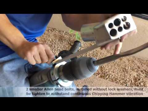 Dust Free Tile Removal Tool Comparison Review - DustRam® vs