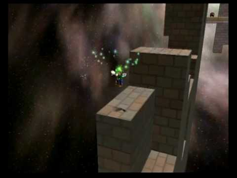 How Real Men Beat Flip-Out Galaxy (Super Mario Galaxy 2)