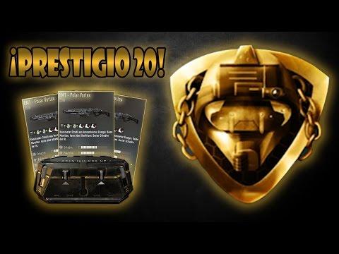 ¡PRESTIGIO MAESTRO 5 (20) + EM1 POLAR VORTEX! - ADVANCED WARFARE