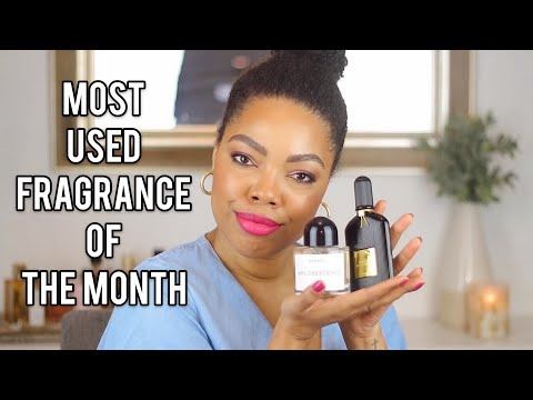 PERFUME COLLECTION | TOP PERFUME DISCOVERIES OF THE MONTH | Karina Waldron