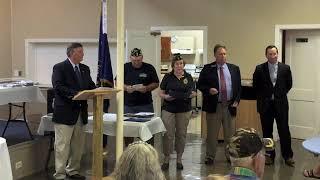 Rogersville American Legion POW/MIA Remembrance Ceremony