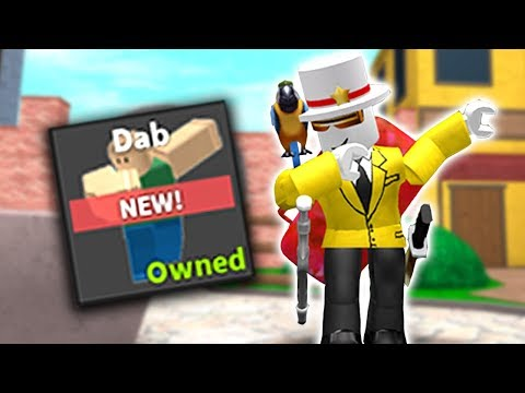 BUYING NEW DAB EMOTE IN MM2