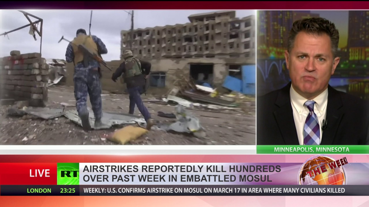 'Destroying the village to save it': 'Seems no one has real answers' on what's going on in Mosul