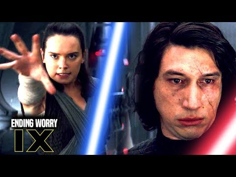 Star Wars Episode 9 Ending The Big Worry, JJ Abrams & More!