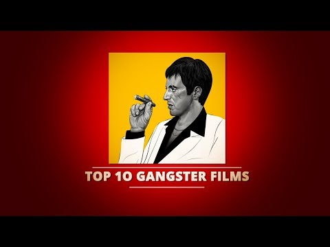 Top 10 Gangster Films in The World | Missed Movies.