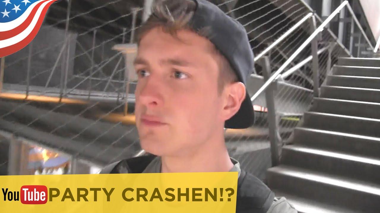 party crashen