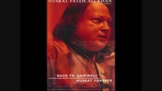 ♦Man Atkeya Beparwah De Naal♦ Ustad Nusrat Fateh Ali Khan♦Part 1/2♦