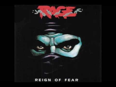 Клип Rage - Scared to Death