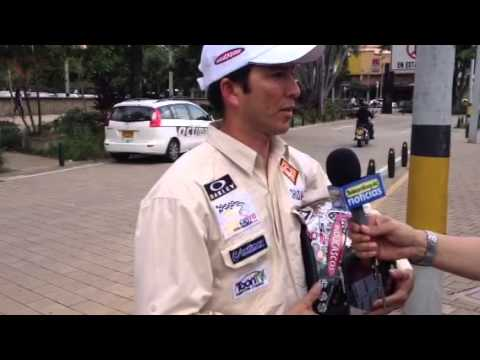 Dakar 2013 Power by Actimax