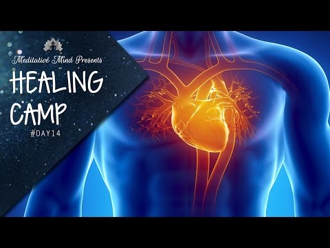 Healing Music for the Heart | 639Hz Tibetan Singing Bowls | Healing Camp Day #15