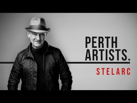 Perth Artists S02E07b: Stelarc