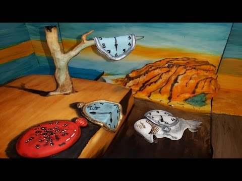 How to Bake Your Very Own Salvador Dalí 'Persistence of Memory ...