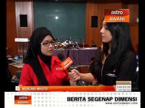 Temubual Astro Awani bersama wartawan TVOne Indonesia