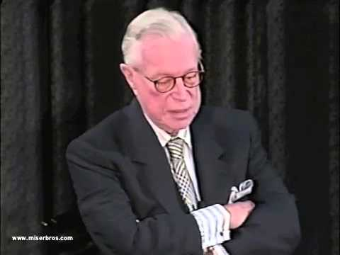 Arthur Rankin Jr., Interview at the Museum of Television & Radio (2003) - Part 2