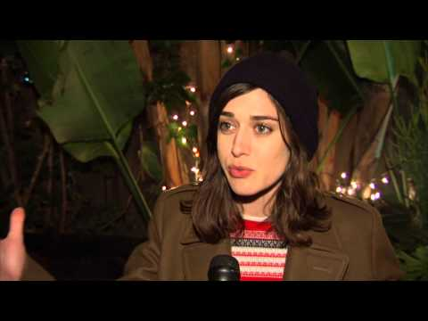 The Interview: Lizzy Caplan Thoughts at Surprise Screenings in Los Angeles