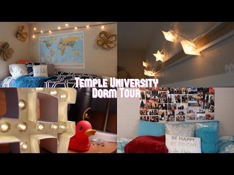 James S. White Hall Dorm Tour | Temple University