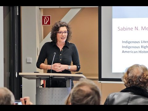 Sabine Meyer: Indigenous Literature Meets Human Rights: Indigenous Rights Discourse ...