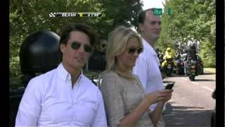 Tour de France 2010: Stage 18 Bordeaux ITV4 Tom Cruise Scientology Payout