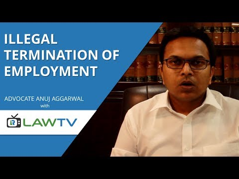 Indian Kanoon - Illegal termination of employment - LawRato