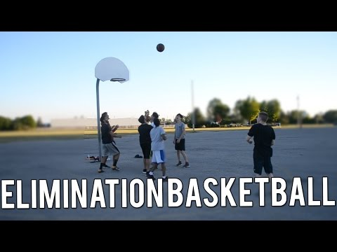Elimination Basketball