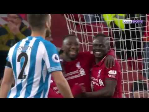 PL Moment: Naby Keita scores Liverpool's fastest ever PL goal vs Huddersfield