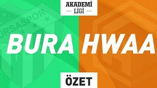 Bursaspor Esports A ( BURA ) vs HWA GAMING A ( HWAA ) Maç Özeti | 2019 Akademi Ligi 6. Hafta