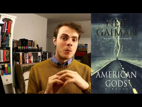 American Gods - Neil Gaiman (Review)