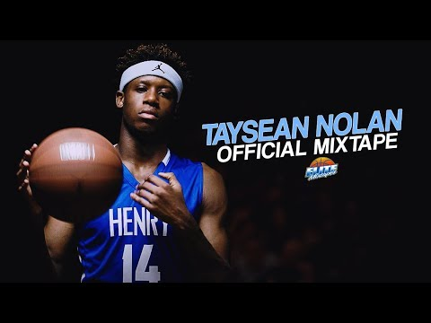 Taysean Nolan is Canada's Next GREAT Point Guard!