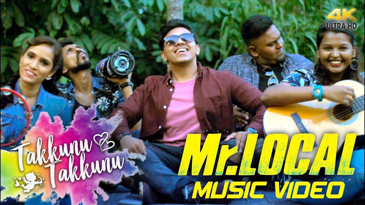MR.LOCAL   Takkunu Takkunu - Music Video Cover   Tamil Song