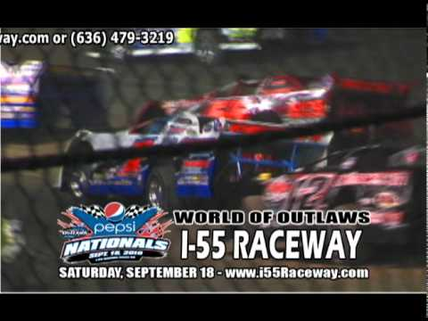 Pepsi Nationals - Sept. 18 - World of Outlaws Late Models - I-55 Raceway - Pevely, MO