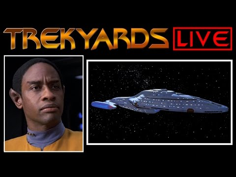Trekyards Live - Tim Russ Voyager Interview