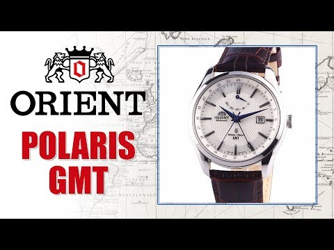 Orient Polaris GMT - World Traveler Watch