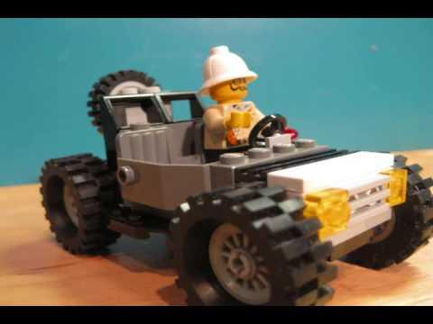 How to build Baron von Barrons car  YouTube