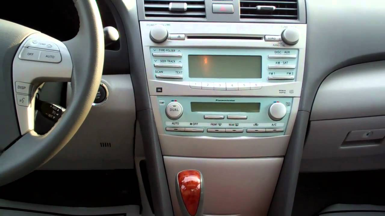 2008 Toyota Camry Xle V6 4 Door Sedan Dekalb Il Near Rockford You