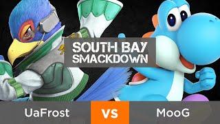 South Bay Smackdown - Winners R2: UaFrost (Falco) vs. MooG (Yoshi)