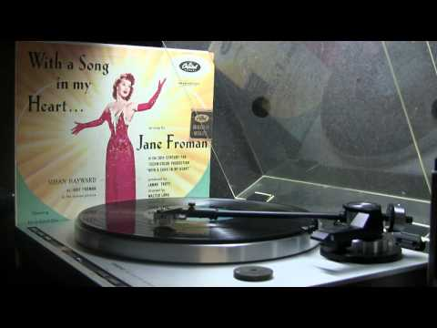 That Old Feeling - Jane Froman - 1952