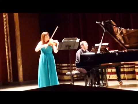 Hande Özyürek Violine Kreisler